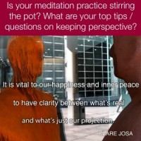 Is Meditation Stirring The Pot For You? How To Take Your Practice Beyond 'Navel-Gazing' Into 'Life-Changing'