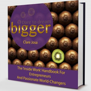 Dare To Dream Bigger Book
