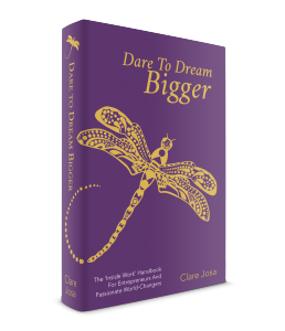 Dare To Dream Bigger Handbook - Pre-Order Your Copy Today
