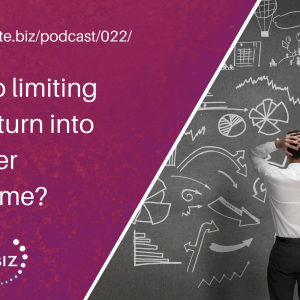How Do Limiting Beliefs Turn Into Imposter Syndrome? [5MinuteBiz022]